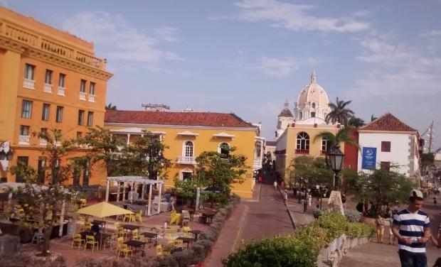 Cartagena de Indias, centro histórico