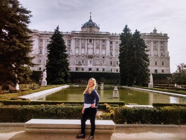 Palacio Real de Madid, España